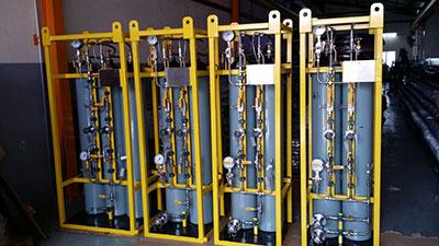 Cluster 5 Temana Field Pipeline Rejuvenation skor project